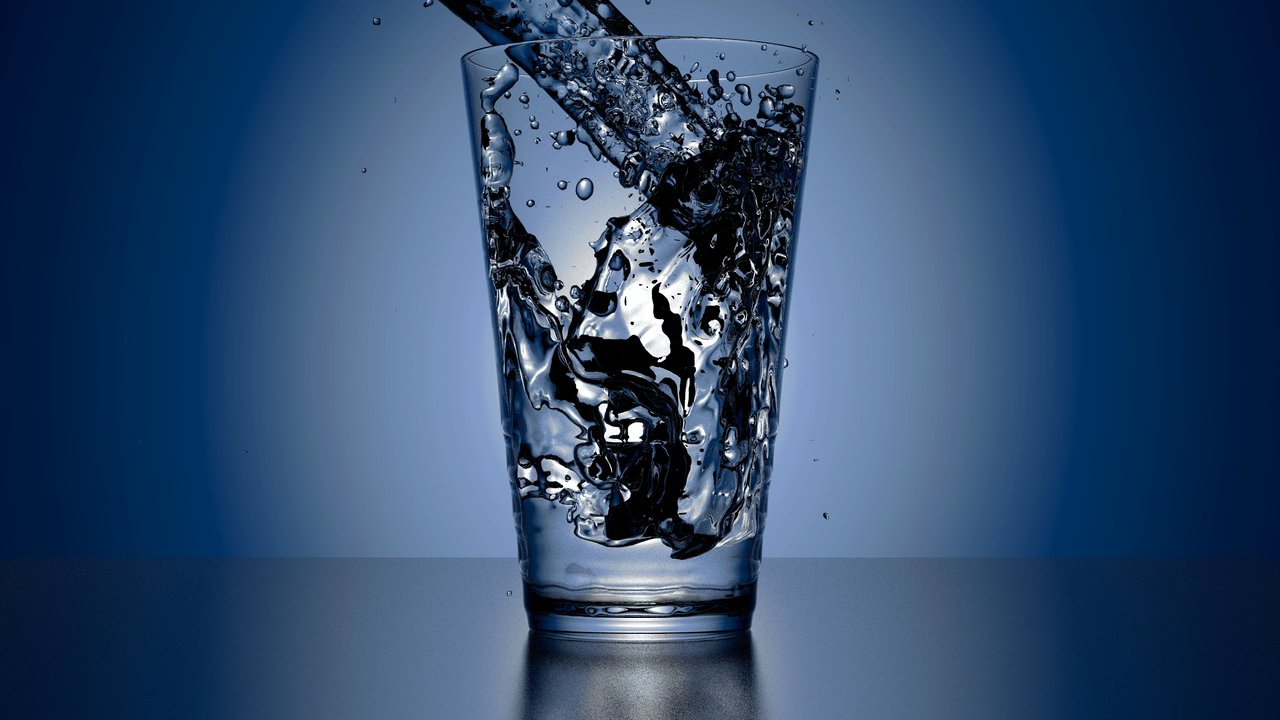 Must I drink water to lose weight?