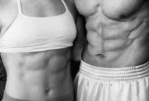 Lose Those Flabs To Get These Abs!
