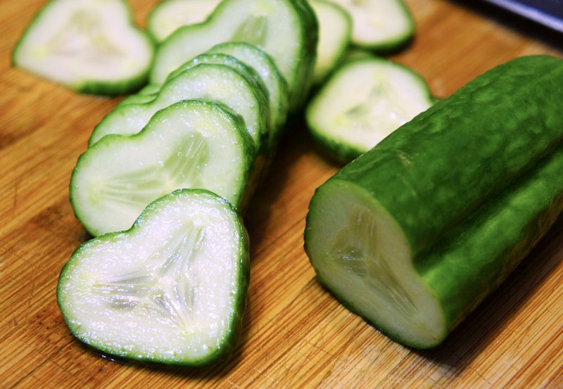 As Cool As Cucumbers!