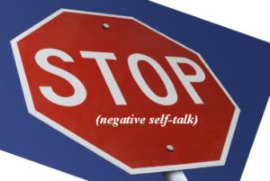 Stop The Negative Self-talk